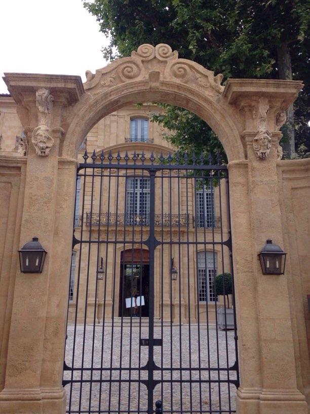 Canaletto au centre d 39 art de l 39 h tel caumont d 39 aix en - Hotel de caumont aix en provence ...