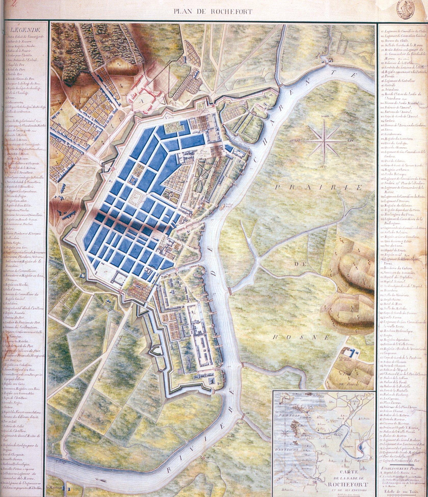 Rochefort : une porte picto-charentaise sur la Nouvelle-France- EduQuébec - Pédagogie - Académie ...