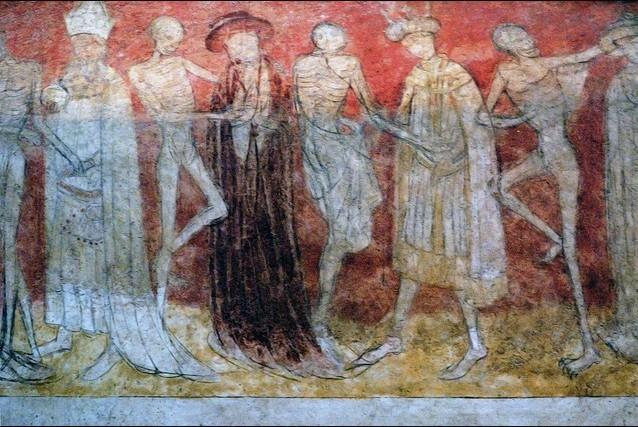 La grande peste dans les arts histoire des arts for Chaise dieu danse macabre