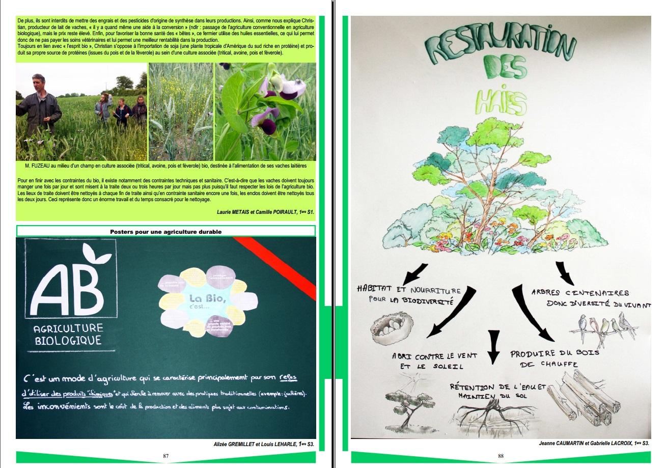 seconde svt la biodiversité